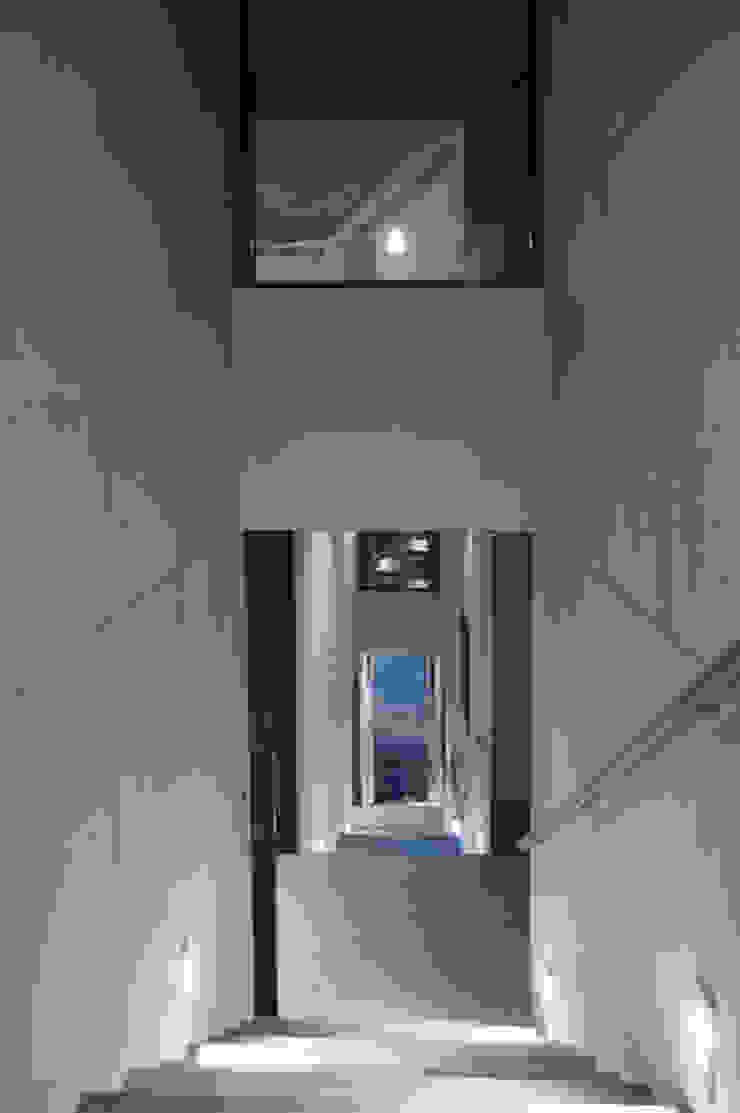 od building 모던스타일 발코니, 베란다 & 테라스 by IDÉEAA _ 이데아키텍츠 모던