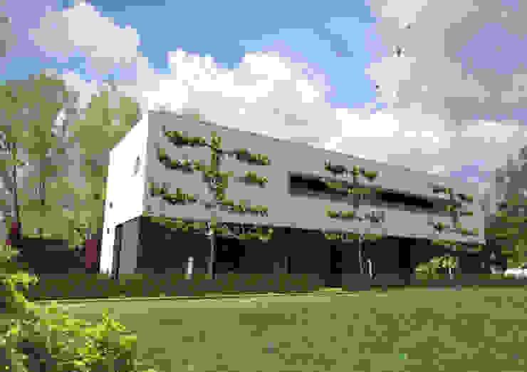woning lent Moderne huizen van loko architecten Modern