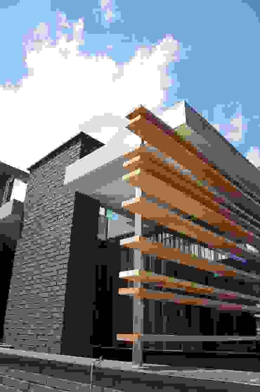 verbouwing Zelhem Moderne huizen van loko architecten Modern