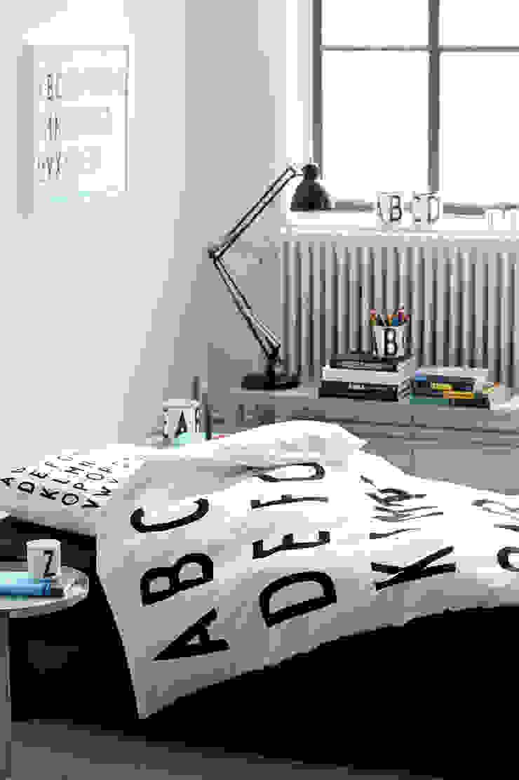 Design Letters - ABC Bettwäsche Connox SchlafzimmerTextilien