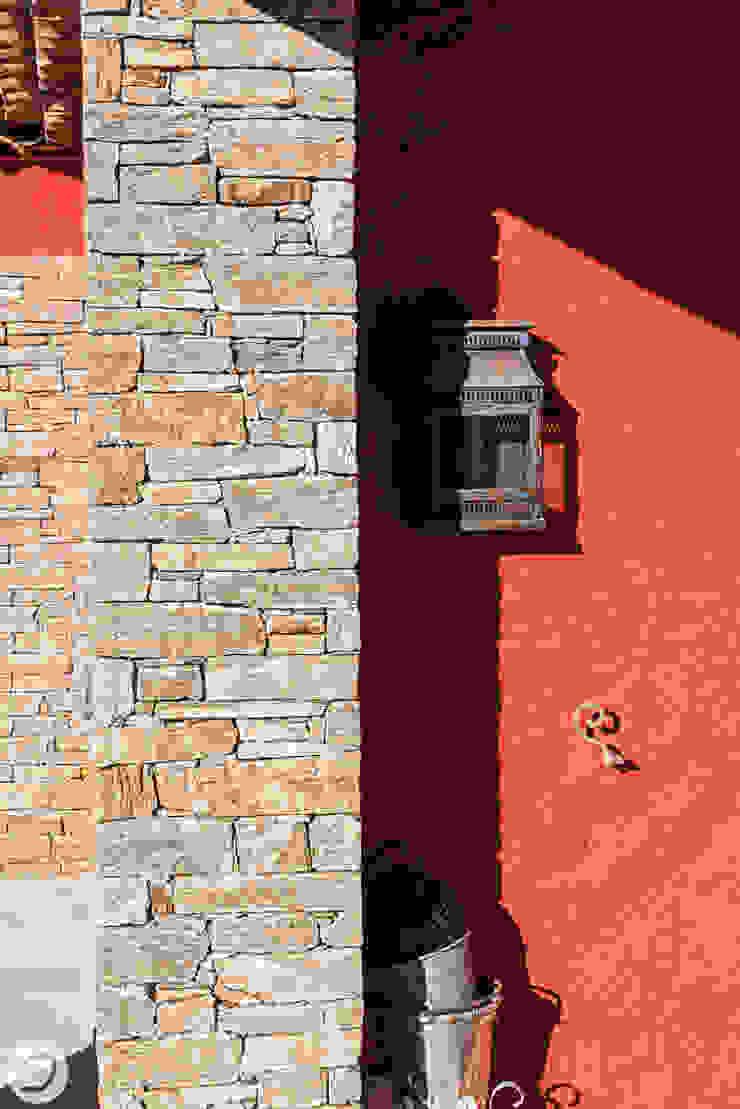 VILLA 2 – GRIMAUD – Pierre naturelle PASSAGE CITRON Murs & Sols méditerranéens