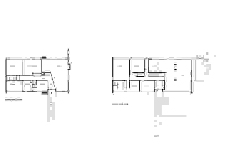 Projekty,  Domy zaprojektowane przez Van de Looi en Jacobs Architecten,