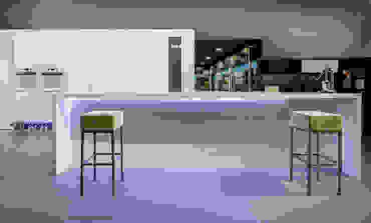 Crystal Brillo de TPC Instalación de cocinas en Parets del Vallès Moderno