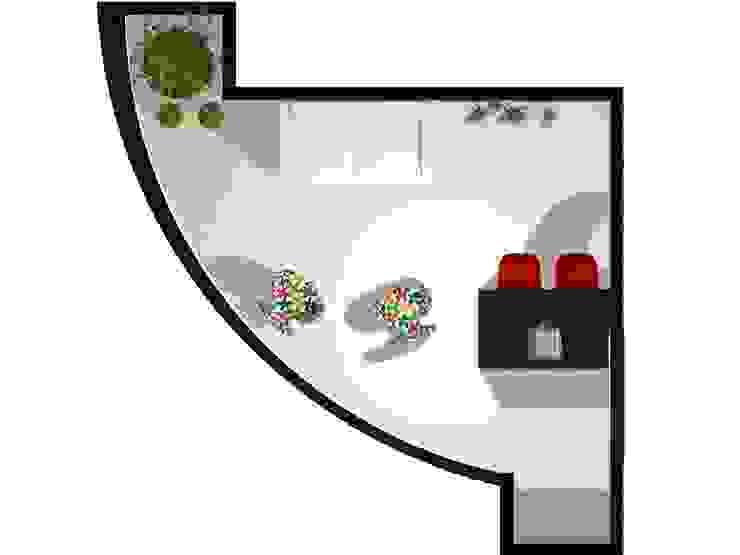Área Gourmet por Innova Fatto Moderno