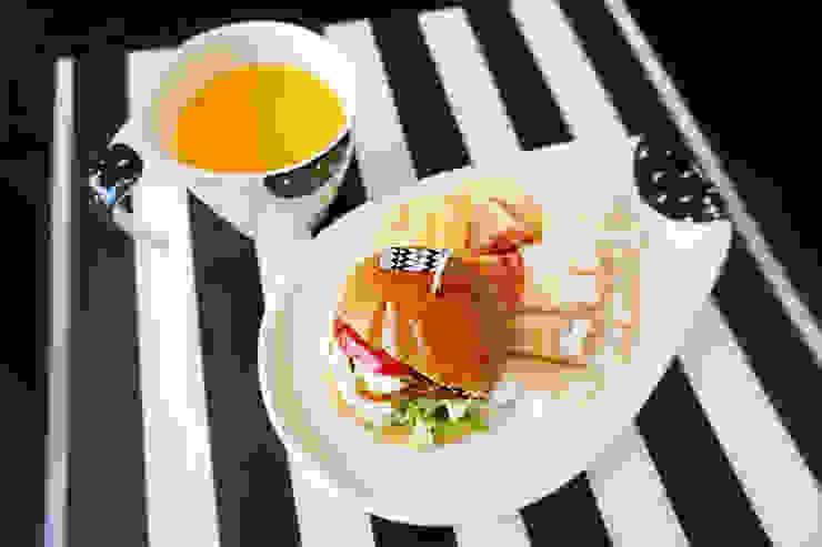 블랙 유니크 머그 : 그릇이좋아 의 현대 ,모던