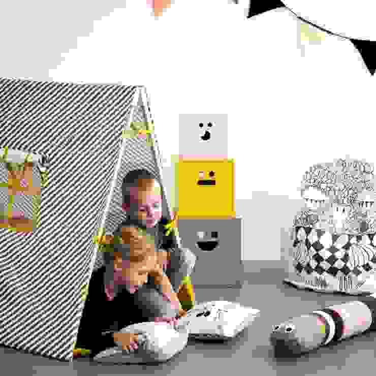 Tente Kids gris - Ferm Living par decoBB Moderne