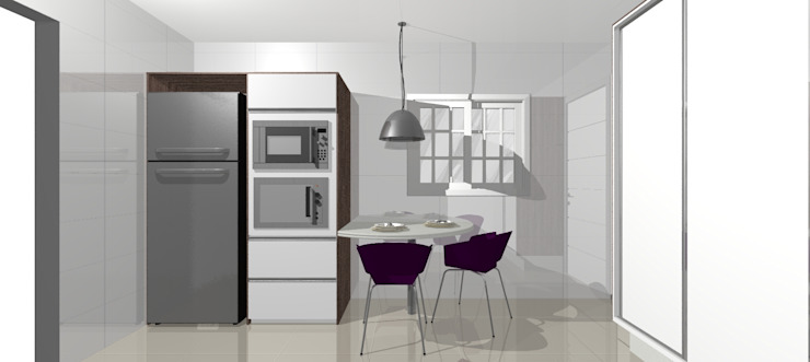 Cozinha por Innova Fatto Moderno