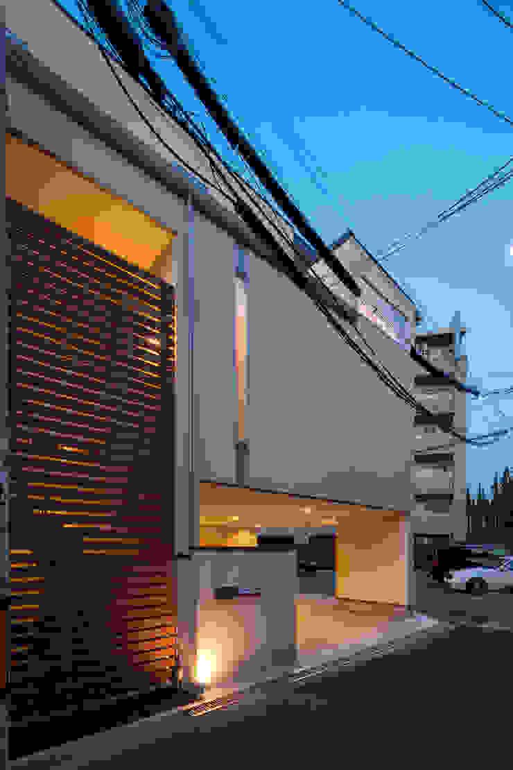 都島の家 モダンな 家 の 一級建築士事務所 Eee works モダン