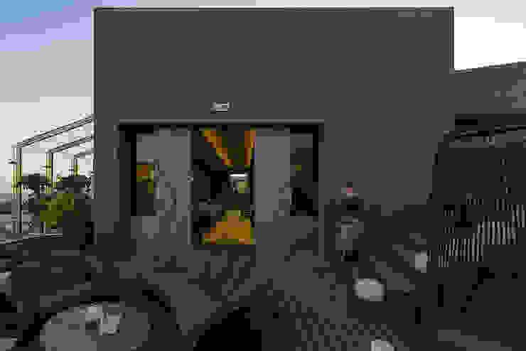 Restaurante Uva - The Vine Hotel Espaços de restauração modernos por urbanistas Moderno