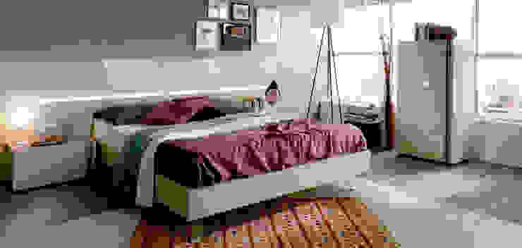 Modern style bedroom by Casasola Decor Modern