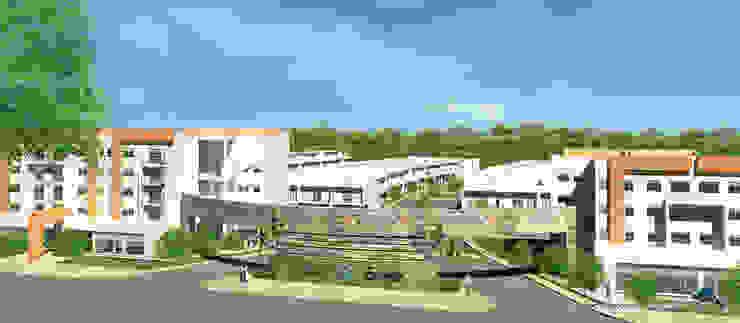 by villarreal arquitectos y urbanistas asociados sc