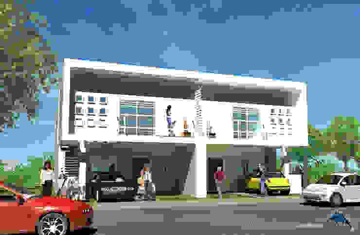 villarreal arquitectos y urbanistas asociados sc