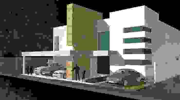 CASA G&C de villarreal arquitectos y urbanistas asociados sc