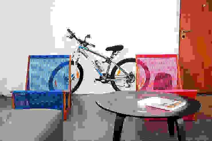 Apartamento en Sabana Grande Salas de estilo minimalista de PUNCH TAD Minimalista