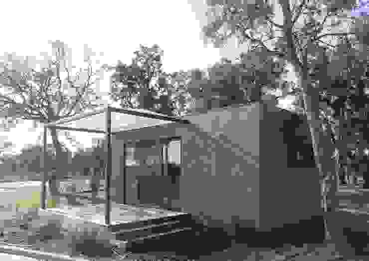 Häuser von Plano Humano Arquitectos, Minimalistisch