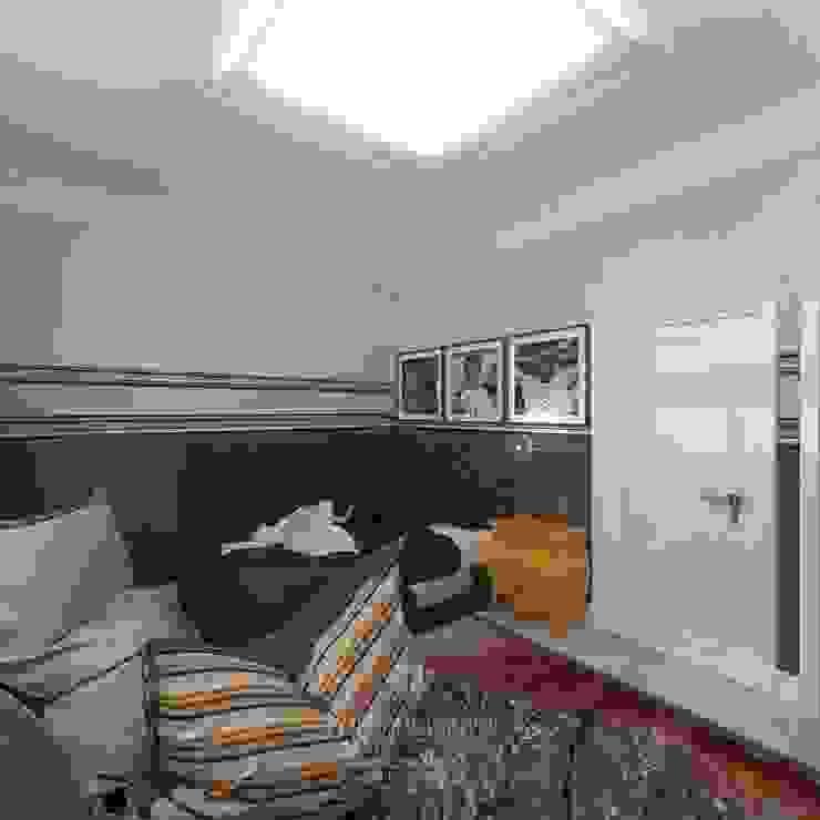 Дизайн детской комнаты Детская комната в стиле модерн от Студия дизайна интерьера Руслана и Марии Грин Модерн