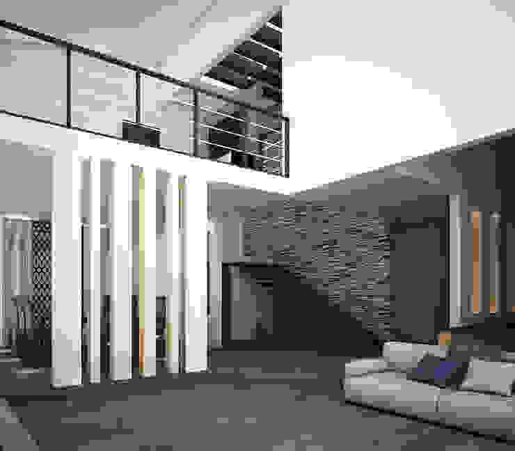 Jeost Arquitectura:  tarz Oturma Odası,