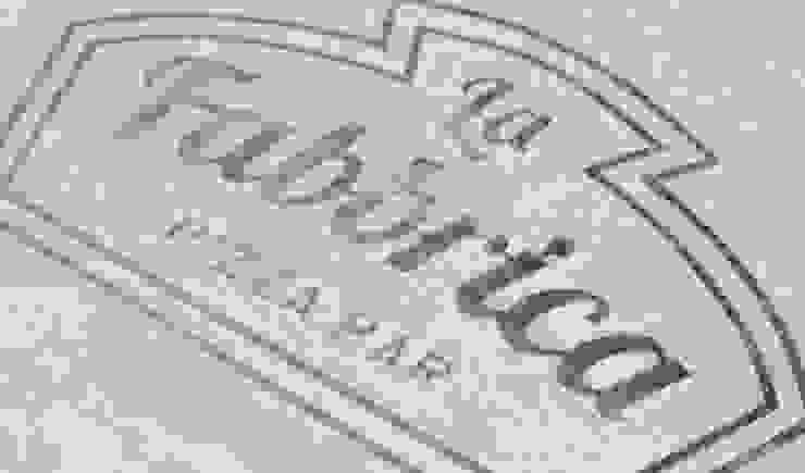 Restaurant La Fabbrica- Boue Arquitectos Gastronomía de estilo rural de Boué Arquitectos Rural