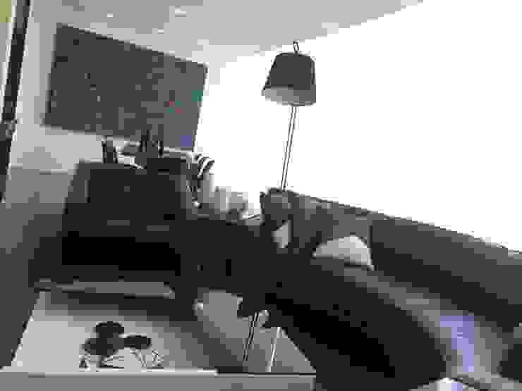 THE ST. REGIS Salones modernos de Barra de Arquitectura Mexicana Moderno