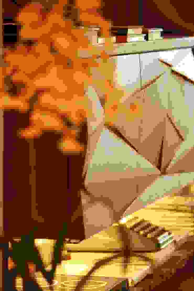 Detalhes por Coutinho+Vilela Moderno Derivados de madeira Transparente