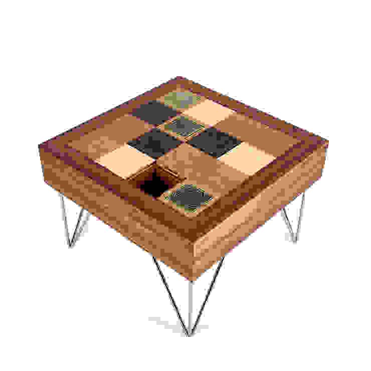 Mesa Puzzle por GOTO Mediterrânico
