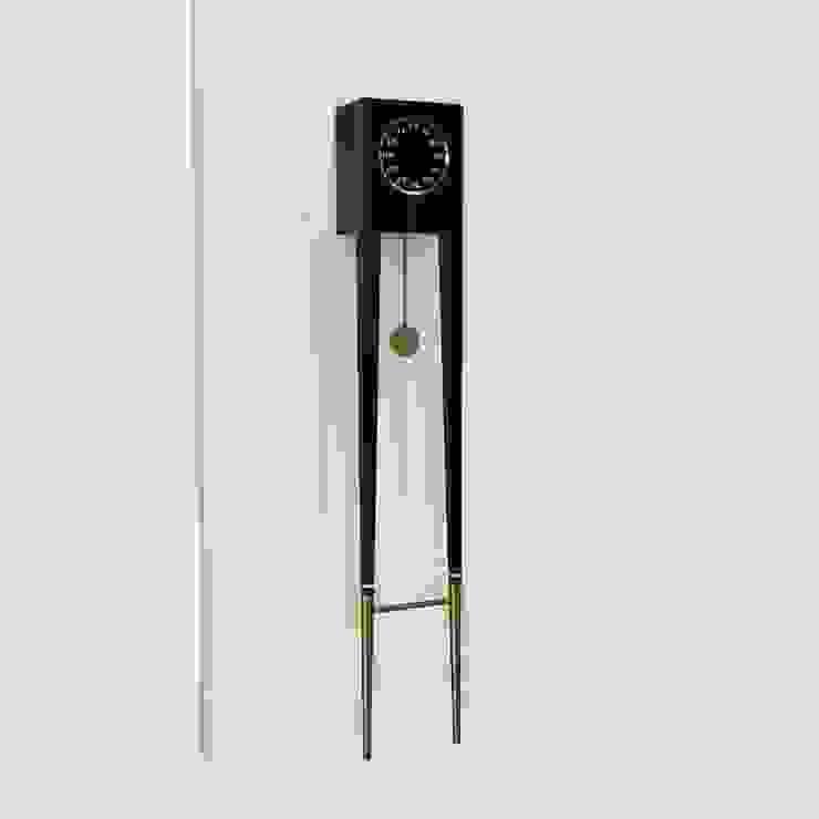 Relógio Santa Justa por GOTO Mediterrânico Contraplacado