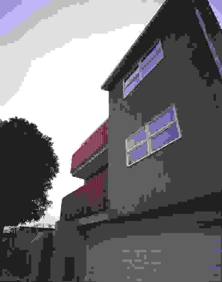 外観03 日本家屋・アジアの家 の エーディフォー 一級建築士事務所 和風