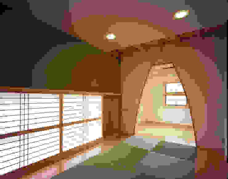 和室 和風の 寝室 の エーディフォー 一級建築士事務所 和風