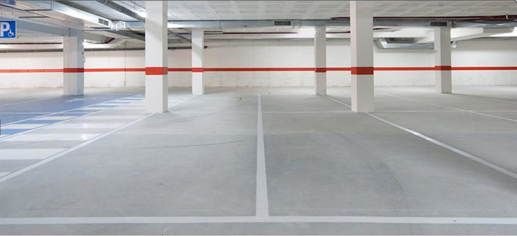 ABAD Y COTONER, S.L. Modern Garage and Shed