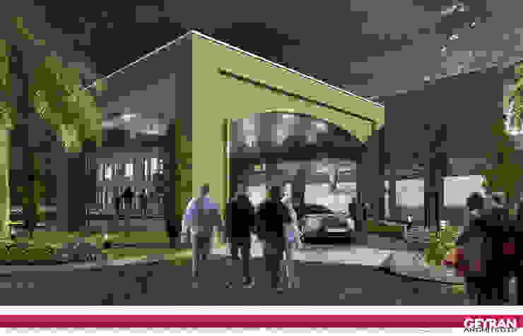 Alzubeir Hospital Basrah Geyran Mimarlık Atölyesi LTD. ŞTİ.