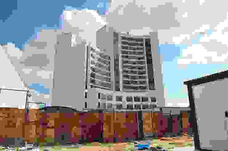 Mevlana Üniversitesi Hastanesi Modern Hastaneler Geyran Mimarlık Atölyesi LTD. ŞTİ. Modern