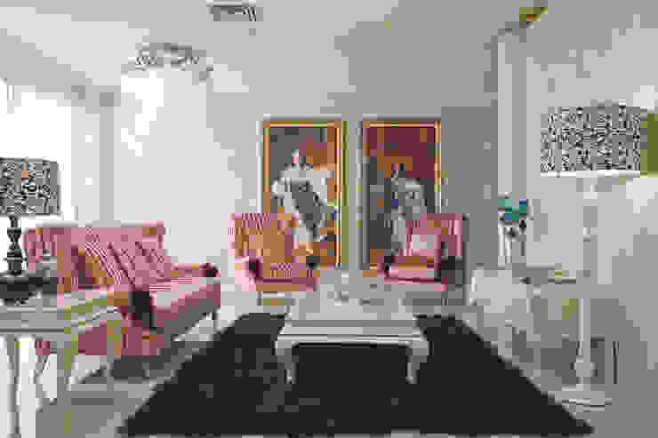 Гостиная Roma Fratelli Barri Гостиная в классическом стиле