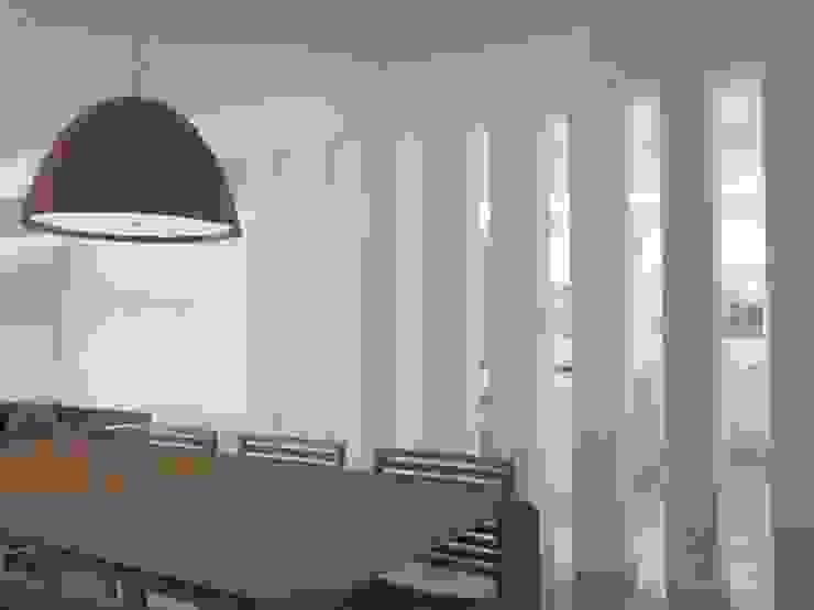 . RRA Arquitectura Comedores de estilo minimalista