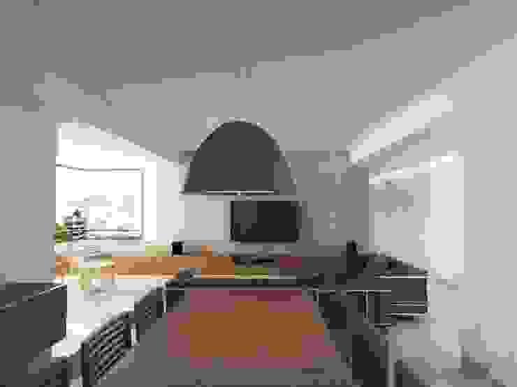 . Comedores de estilo minimalista de RRA Arquitectura Minimalista
