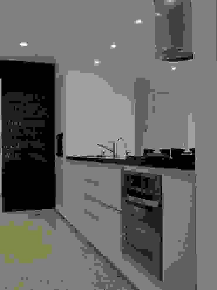 5 RRA Arquitectura Cocinas de estilo minimalista