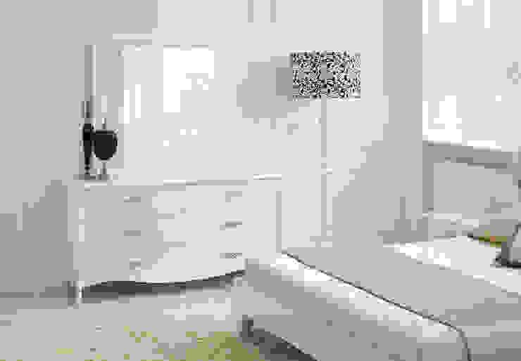 Dormitorios de estilo clásico de Fratelli Barri Clásico