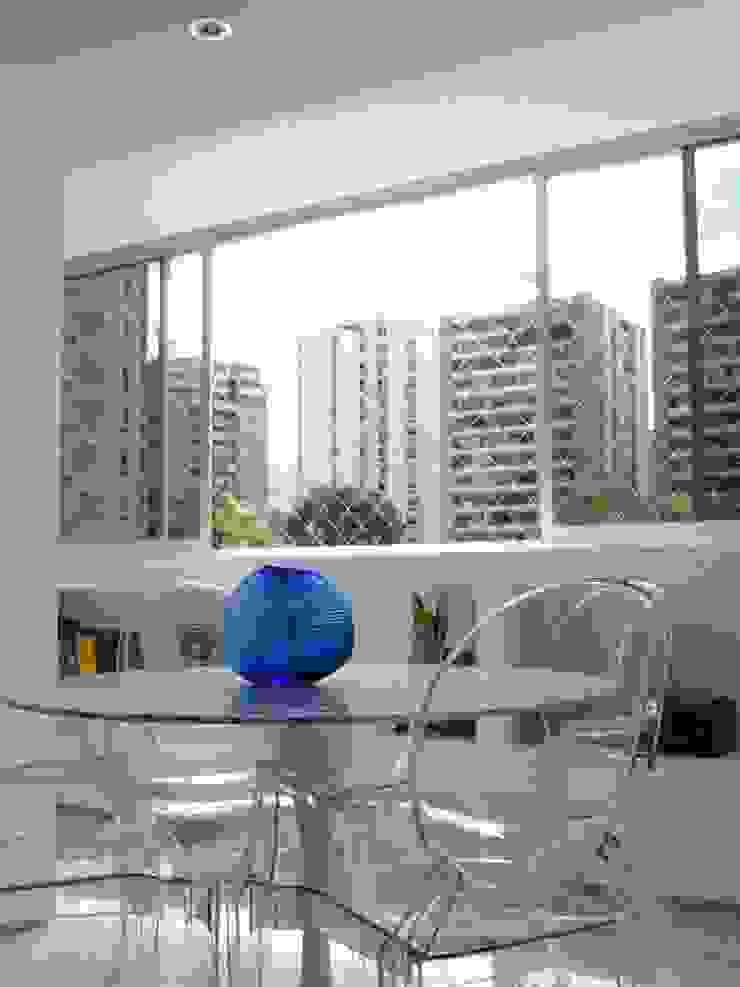 7 RRA Arquitectura Comedores de estilo minimalista
