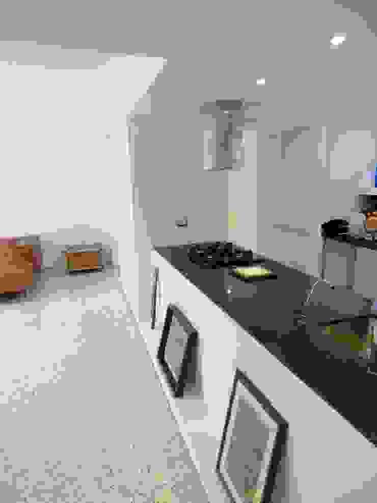 9 RRA Arquitectura Cocinas de estilo minimalista