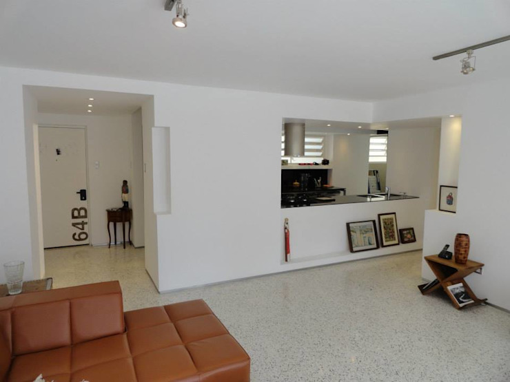 13 RRA Arquitectura Salas de estilo minimalista