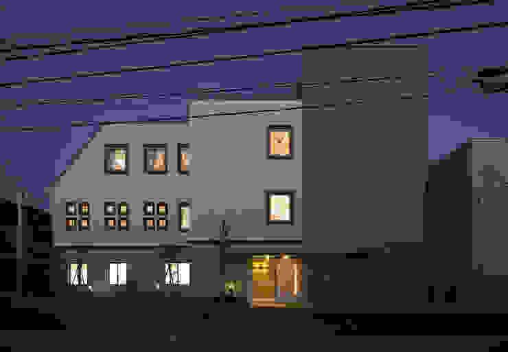 nozominoie モダンな 家 の 有限会社 永見建築設計事務所 モダン