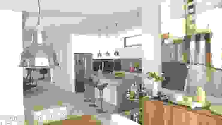 VIVIENDA Cocinas de estilo minimalista de ABAD Y COTONER, S.L. Minimalista