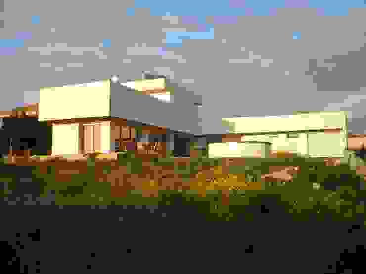 ESTADO INICIAL Casas de estilo moderno de FABRICA DE ARQUITECTURA Moderno