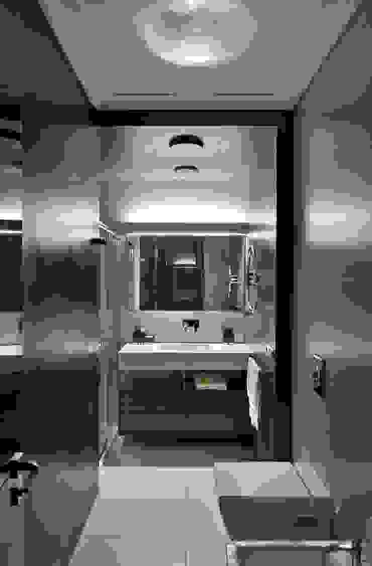 Частные апартаменты 2. Ванная комната в эклектичном стиле от А3 ARCHITECTURAL BUREAU Эклектичный