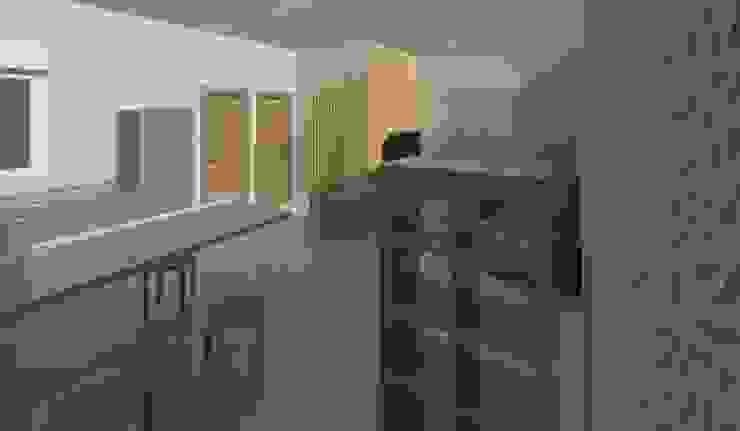 PROPUESTA DE REFORMA EN 3D de NAZAR Estudio