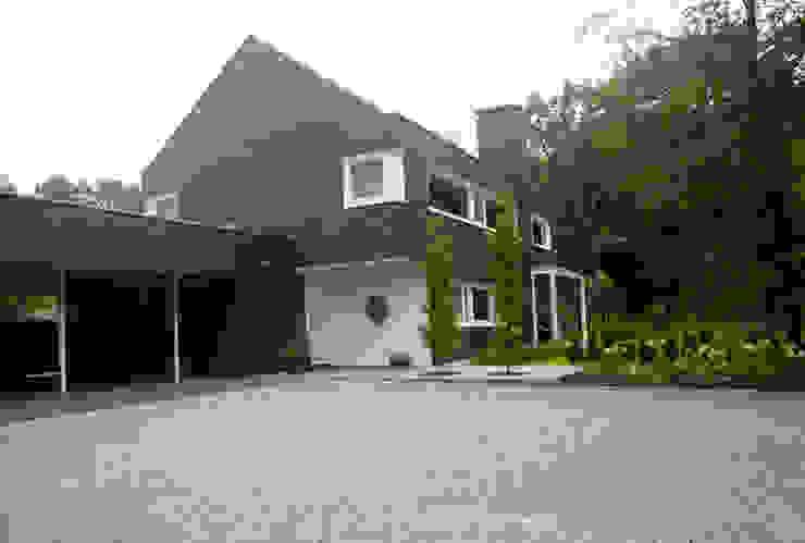 woonhuis Heerde Moderne huizen van Slaa + van Asselt architecten BNA Modern