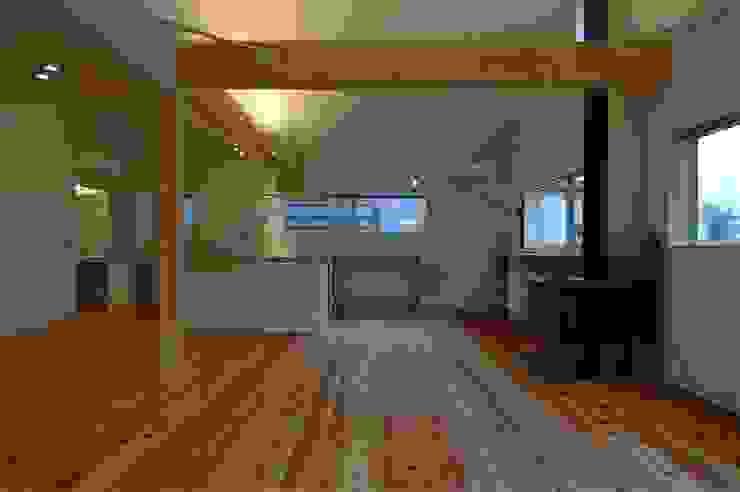 house A _Ultimate efficiency モダンデザインの 子供部屋 の 吉村寿博建築設計事務所 モダン
