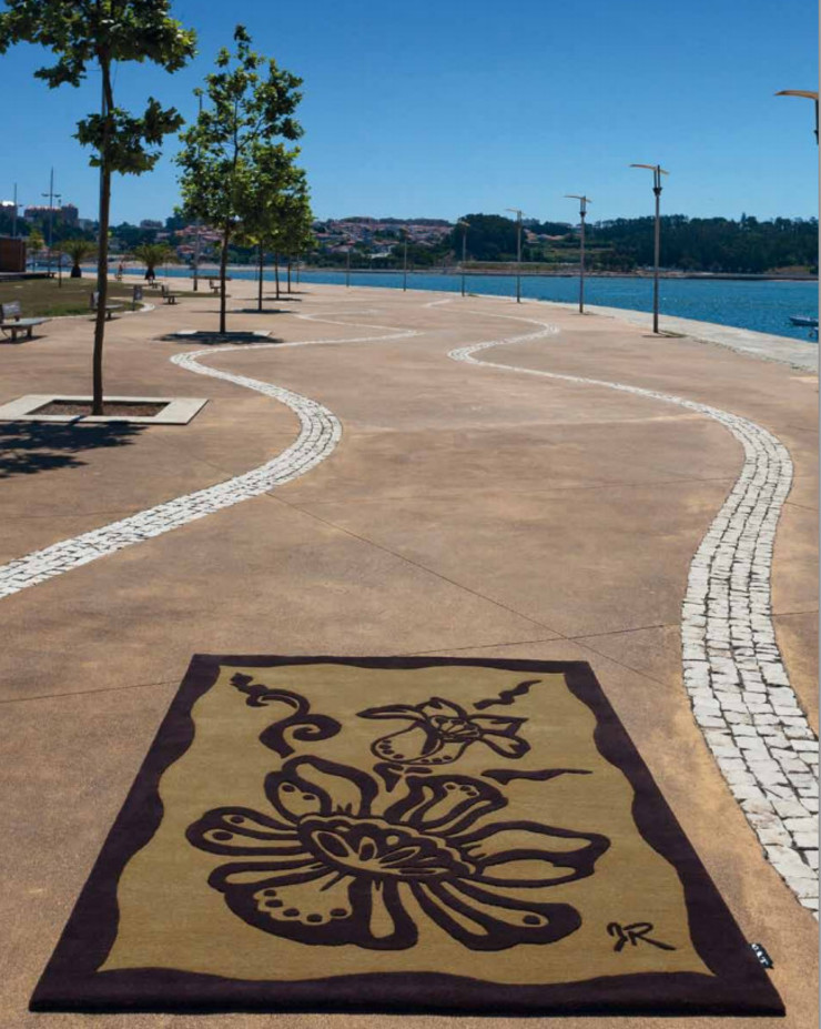 Oat Rugs por OAT CARPETS OF PORTUGAL LDA Moderno