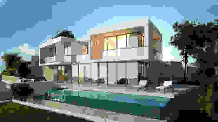 Adres Tasarım Mediterranean style house