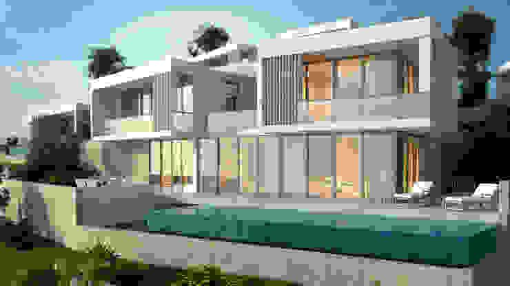 Bodrum Villa Akdeniz Evler Adres Tasarım Akdeniz