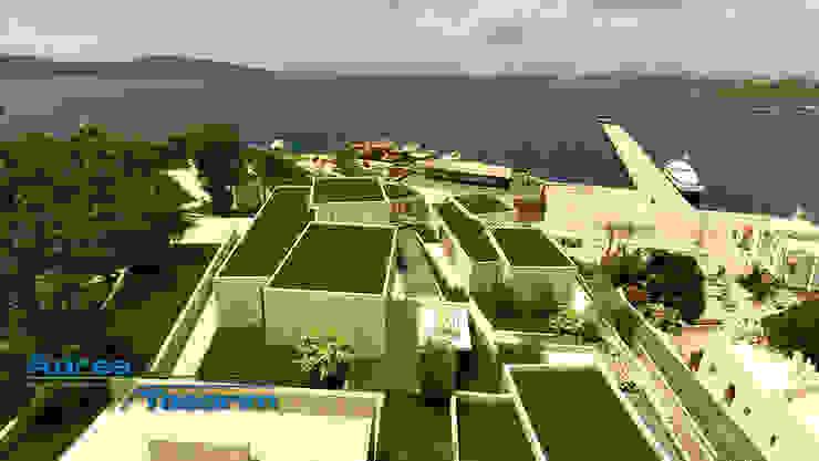 Bodrum Villa Adres Tasarım Akdeniz